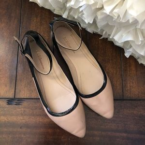 BCBGeneration Two Toned Flats